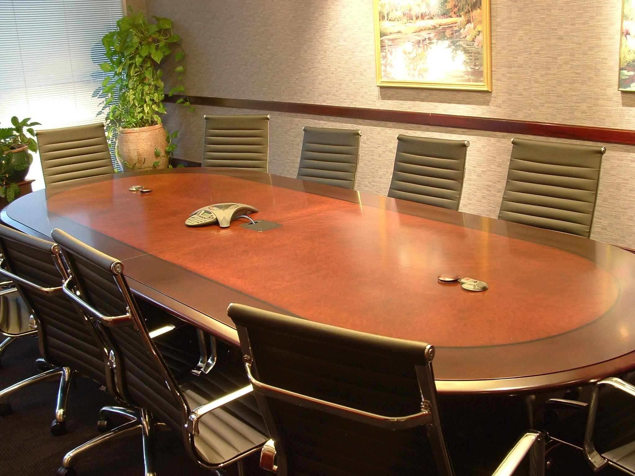 conference table portfolio